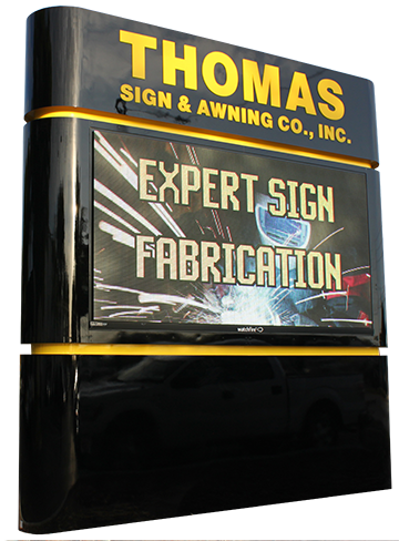 About Us Thomas Sign Amp Awning Co Inc